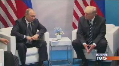 Incontro Trump-Putin tregua in Siria