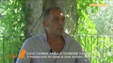Caso Vannini, parla Vannnicola
