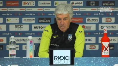 """Atalanta,""""Gasperini: """"Nel girone di ritorno ripeterci e migliorarci"""""""