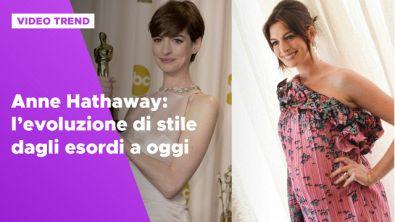 Anne Hathaway: lo stile da Andy Sachs a oggi