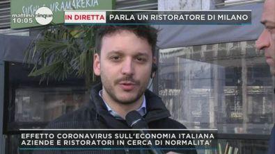 Coronavirus: L'Italia più forte del contagio