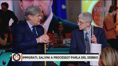 Immigrati, Salvini a processo?