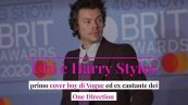 Chi è Harry Styles, primo cover boy di Vogue ed ex cantante dei One Direction