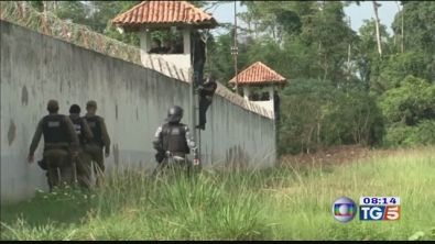 Rivolta in carcere strage in Brasile