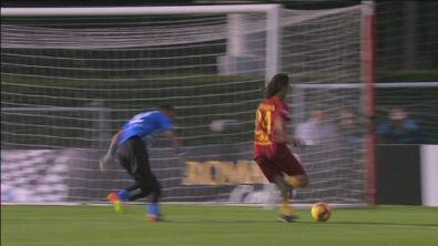 Roma Legends-Nazionale Piloti 3-0: Delvecchio
