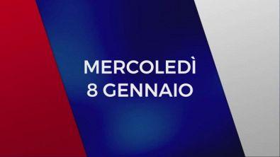Stasera in Tv sulle reti Mediaset, 8 gennaio
