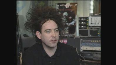 Le paure di Robert Smith dei The Cure a Superclassifica Show 1989