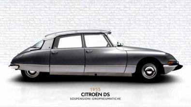 Citroen, comfort da 100 anni