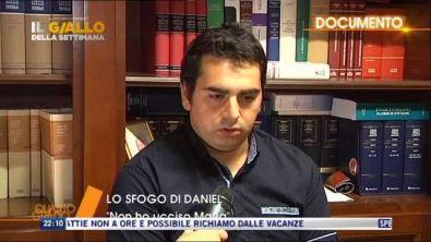 Il caso di Maria Ungureanu: lo sfogo di Daniel
