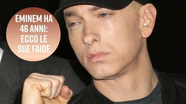 Buon compleanno, Eminem!