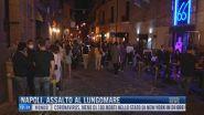 Breaking News delle 12.00 | Napoli, assalto al lungomare