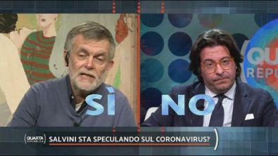 Salvini specula, sì o no?