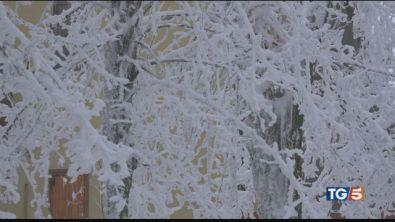 """I """"giorni della Merla"""" l'inverno fa sul serio"""