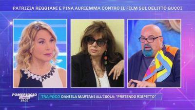 Patrizia Reggiani e Pina Auriemma contro il film sul delitto Gucci