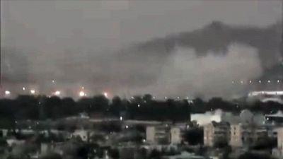 Afghanistan, esplosioni all'aeroporto: le prime immagini da Kabul