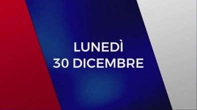 Stasera in Tv sulle reti Mediaset, 30 dicembre