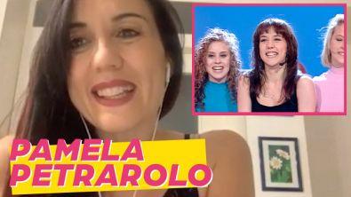 Pamela Petrarolo racconta la sua adolescenza a Non è la Rai