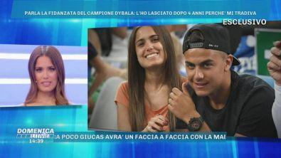 La storia tra Antonella e Dybala