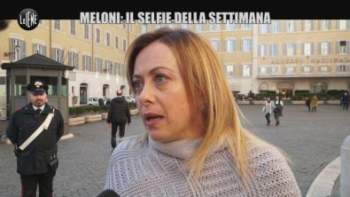 AGNELLO: Assenteismo in Parlamento: dopo il selfie Giorgia Meloni si appella a Fico