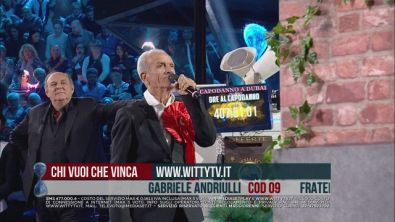 La finale di Antonio De Luca: Scuderia Scotti