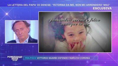 Denise Pipitone: la lettera del papà
