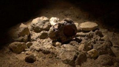 Ritrovati resti di 9 Neanderthal nella Grotta Guattari al Circeo