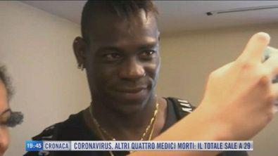 Mario Balotelli prosciolto dall'accusa di violenza sessuale