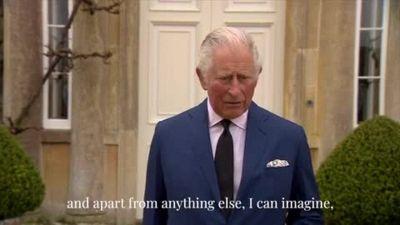 Le parole del Principe Carlo dopo la morte del Principe Filippo