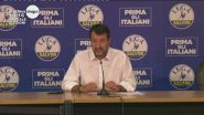 La trasformazione di Matteo Salvini
