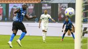 Serie A 2020/2021: Inter-Sassuolo 2-1