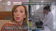Sandra Zampa: parla il sottosegretario alla salute