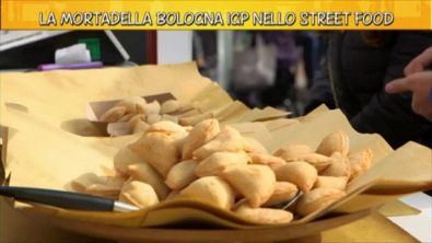 La mortadella nello Street food