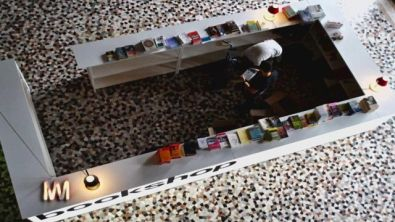 Jo Squillo: Dresswall a Hotel Regeneration