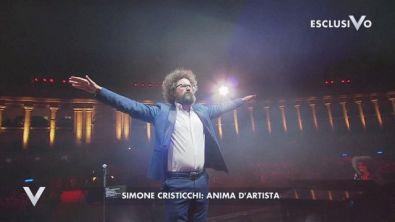 Simone Cristicchi story