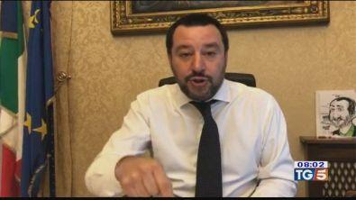 """Tribunale dei ministri """"Salvini va processato"""""""