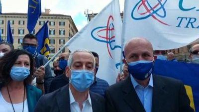 A Roma presidio Cisal all'Anav per rinnovo contratto Tpl