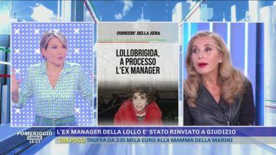 L'ex manager della Lollo è stato rinviato a giudizio