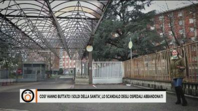 Abbandonato anche il vecchio ospedale di Legnano
