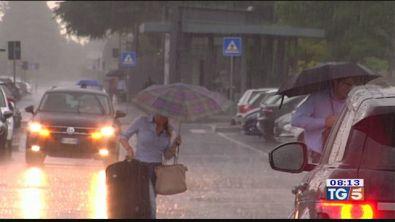Ancora piogge intense. Liguria, allerta rossa