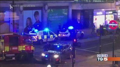 Panico a Londra per un falso allarme