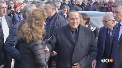 Berlusconi sul governo