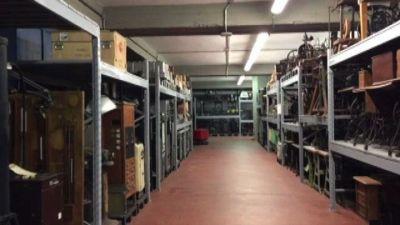 Sotto la punta dell'iceberg: i depositi del Museo della Scienza
