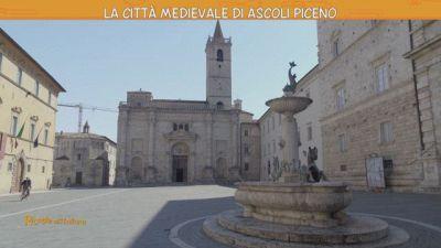La città medievale di Ascoli Piceno