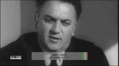 """Fellini parla di """"Sandrina"""""""
