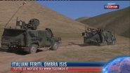 Breaking News delle ore 9.00: Italiani feriti, ombra Isis
