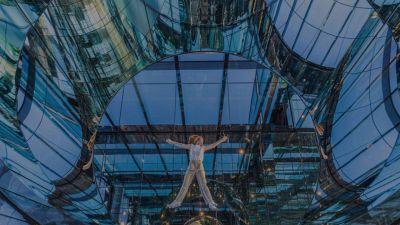 """A New York ci si """"immerge"""" nelle stelle al nuovo incredibile osservatorio"""