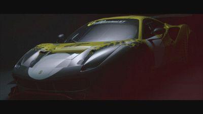 Ecco la Ferrari 488 GT Modificata