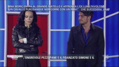 Nina Moric e Luigi Favoloso: e ora?