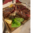 Osteria del Cacciatore  bistecca fiorentina