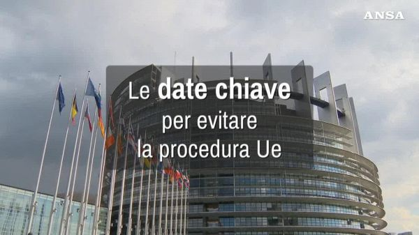 Manovra, le date chiave